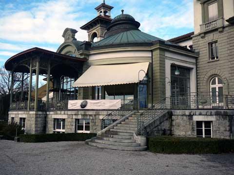Brasserie de Montbenon, Lausanne