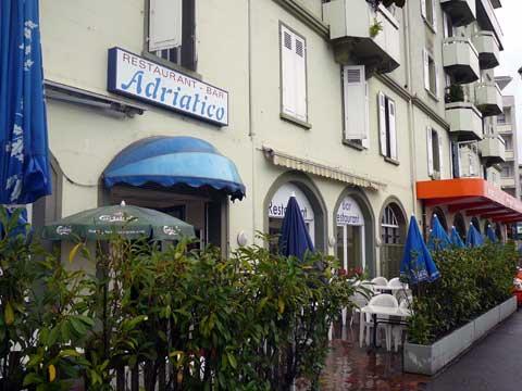 Adriatico, Lausanne