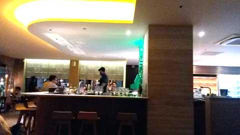 Restaurant Akiko, Lausanne