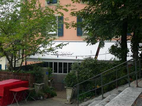 Café Bellini, Lausanne