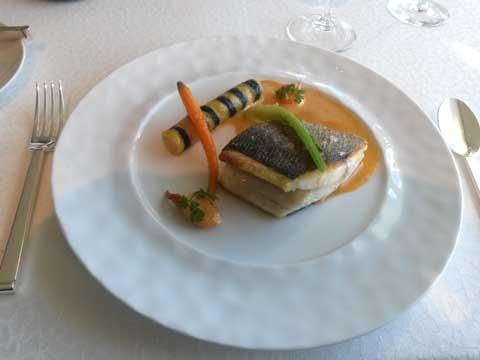 Restaurant Le Berceau des Sens, Lausanne
