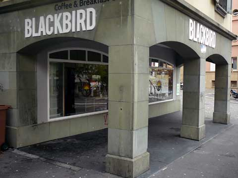 Blackbird Café, Lausanne