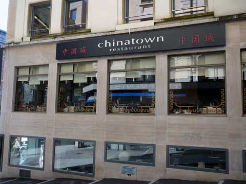 Chinatown – Lausanne
