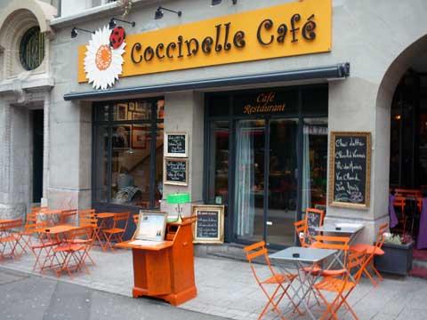 18bf07462e329 Restaurant Coccinelle Café
