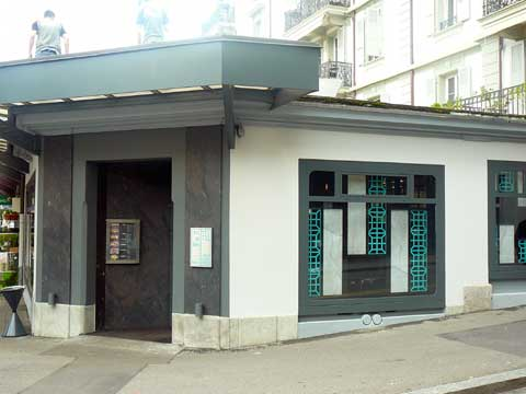 Restaurant Fusion by Sushizen, Lausanne
