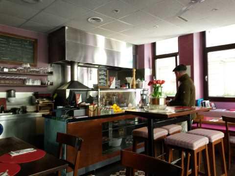 Restaurant Keyann, Lausanne