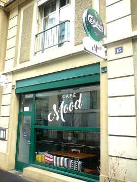 Restaurant Mood Café, Lausanne