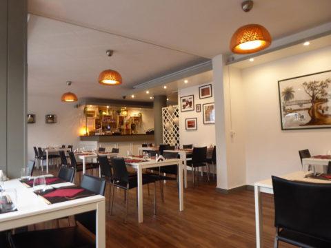Restaurant Les Rues de Saigon, Lausanne