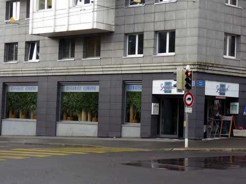 Restaurant Piazza San Marco, Lausanne
