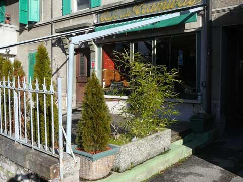 Café du Tramway, Lausanne
