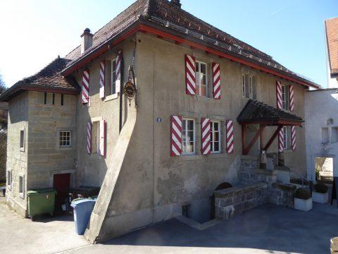 Restaurant l'Auberge de l'Abbaye de Montheron