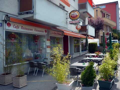 Restaurant La Baie d'Halong, Renens